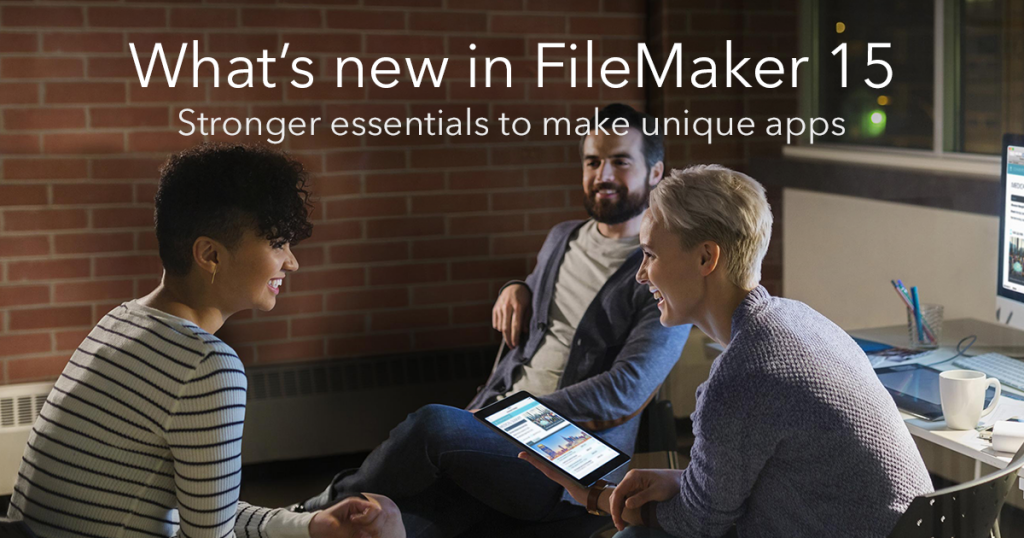 New in FileMaker 15